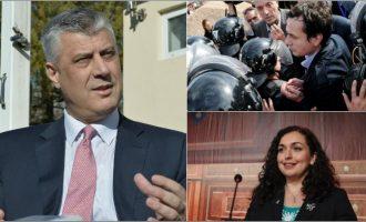 A do t'i bashkohet opozita demonstratave të VV-së? – plani i LDK-së për rrëzimin e Thaçit