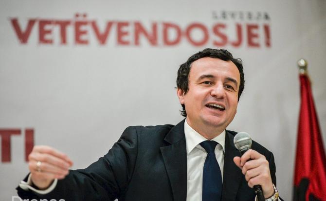 Para tri ditësh shprehu urime për fitoren në Maltë, Kurti hesht pas kualifikimit të Kosovës