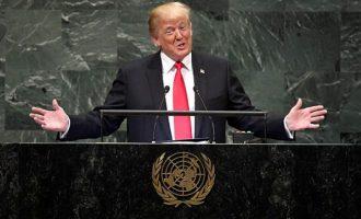 Momenti kur Trump i bënë të qeshin me zë të pranishmit në sallën e OKB-së