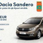 Paguaje sa një ajvar në ditë – udhëto me Dacia Sanderon e ri