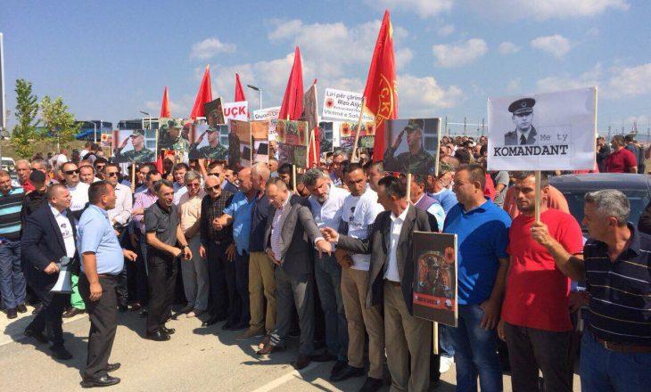 Nis protesta për lirimin e Sylejman Selimit