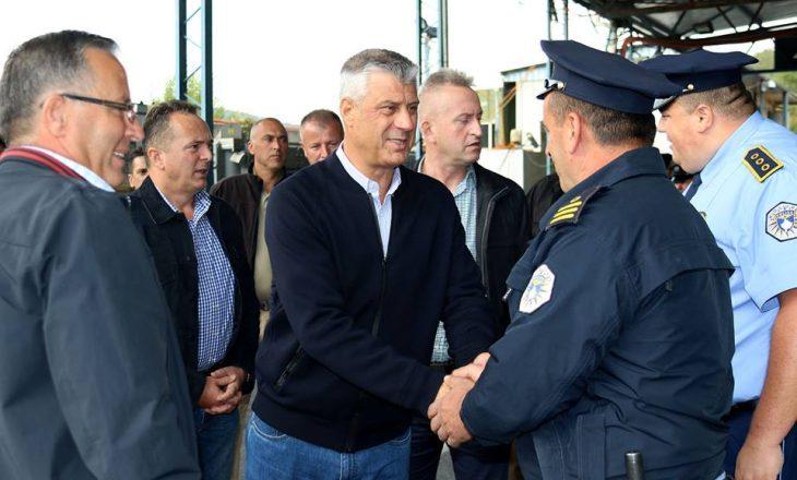 Kryetari i Zubin Potokut e kërcënon Hashim Thaçin, e quan kriminel lufte