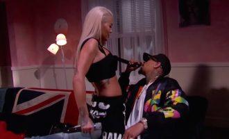 Rita Ora zyrtarisht në lidhje me Chris Brown