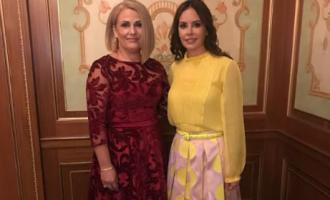 Zonja e Parë e Kosovës nesër merr pjesë në pritjen e Zonjës Melania Trump