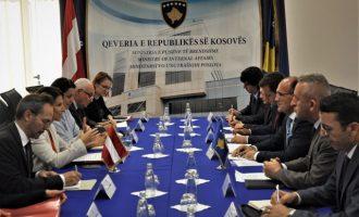 Austria përkrah anëtarësimin e Kosovës në Interpol
