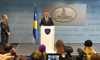Haradinaj kthehet nga vizita zyrtare në ShBA