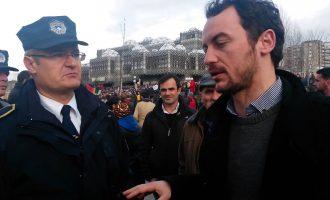 """Zbutja"" e Dardan Molliqajt për organizimin e protestave"