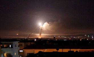Rrëzohen raketat e Izraelit pranë aeroportit të Damaskut