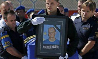 EULEX-i e nderon Audrius Šenavičiusin, doganierin e vrarë në veri të Kosovës