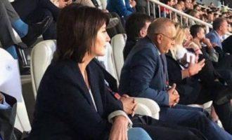 Jahjaga arsyetohet: Nga emocionet harrova kundër kujt luajti Kosova