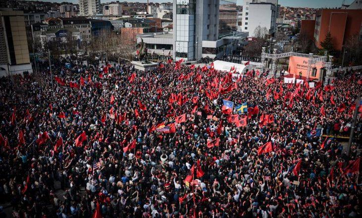 Vetëvendosja fillon përgatitjet për protesta, fton edhe LDK-në të bëhen bashkë