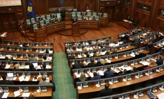 Shtyhet përsëri seanca e Kuvendit