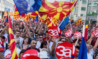 Maqedonia nga mesnata në heshtje para referendumit