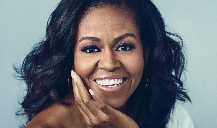 Michelle Obama, gati librin e saj të parë