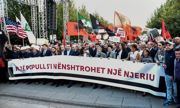 Vetëvendosje tregon se a do të ketë protesta tjera kundër Thaçit