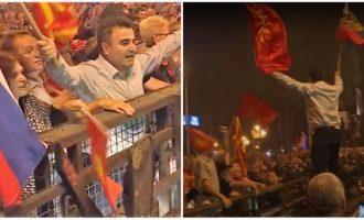 """""""Rusia po bën përpjekje të mëdha për të dështuar referendumi në Maqedoni"""""""
