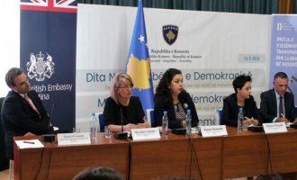 O'Connell: Në Kosovë flitet për votues të një partie sikur tifoz futbolli
