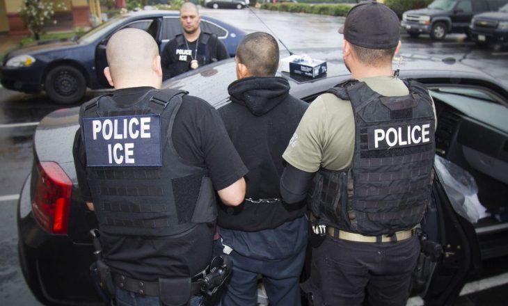Arrestohen 105 persona në SHBA, mes tyre edhe shqiptarë