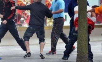 Në Prishtinë, kushërinjtë përfshihen në një rrahje masive shkaku i pronës