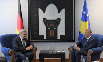 Haradinaj: Partneriteti me Gjermaninë është jetik për vendin