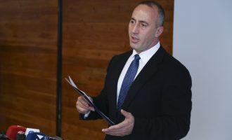 Haradinaj: Opozita dhe Lista Serbe nuk po e votojnë ekipin e dialogut