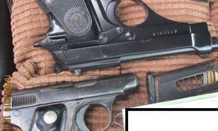 Arrestohet 65-vjeçari në Prishtinë, iu gjetën tri revole