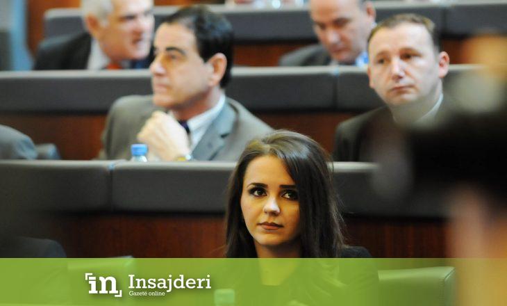 Mustafa mbledh deputetët për ta nisur tentimin për rrëzimin e qeverisë, Teuta Rugova mungon