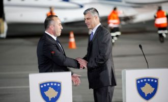 Përçarja Thaçi-Haradinaj për Ushtrinë
