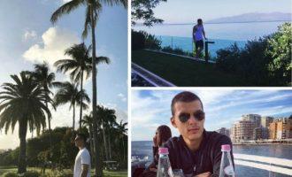 Në Serbi të fascionuar me luksin e Endritit – Nga San Siro në Miami