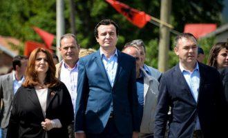 VV në pritje të partive opozitare për protesta – ka një kundërpërgjigje për nënkryetarët e LDK-së
