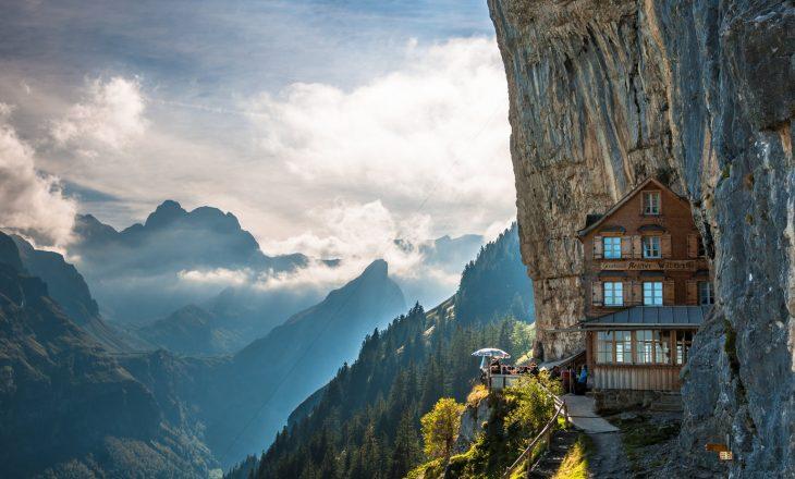 Vendi më i bukur në botë është në Zvicër