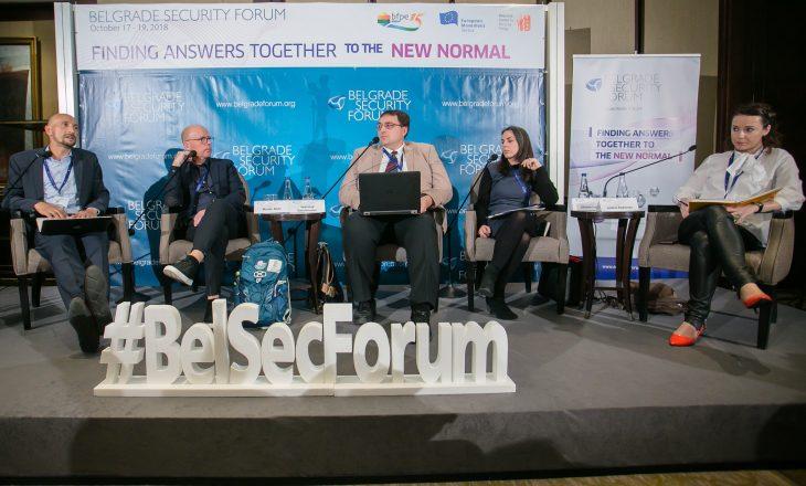 Katër kosovarë në Forumin e Sigurisë në Beograd