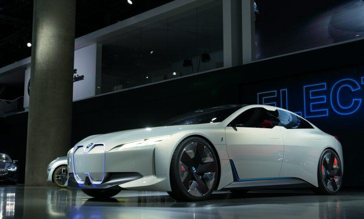 BMW konfirmon modelin i4 për vitin 2021