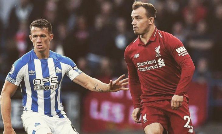 Futbollisti serb e ofendon Shaqirin: Nuk vlen si njeri, ai nuk e di se prej nga vjen!