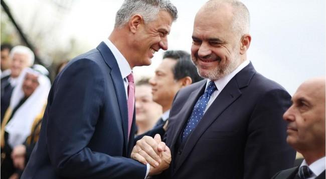 IFIMES analizë Ballkanit: Rama e Thaçi, shtylla e krimit politik