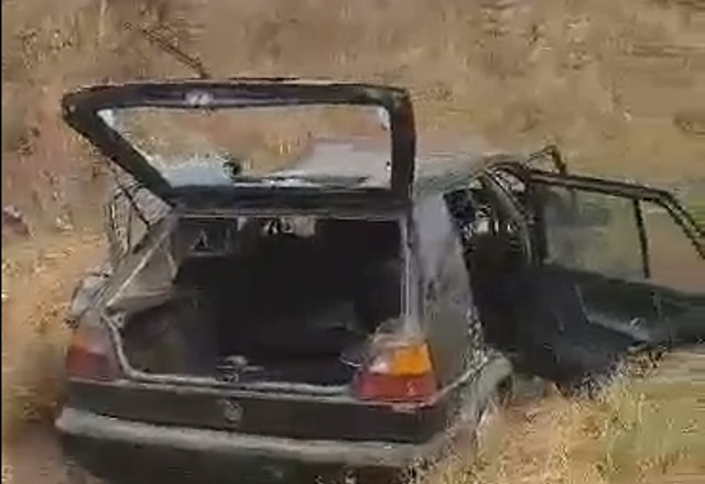 Aksident i rëndë në rrugën Pejë-Klinë, disa të lënduar