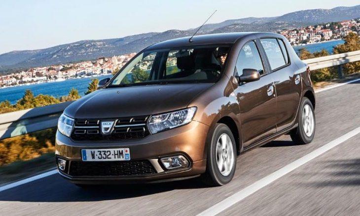 """Po shitet si """"ajvari"""" – interesim i jashtëzakonshëm për Dacia Sanderon që kushton sa një ajvar në ditë"""