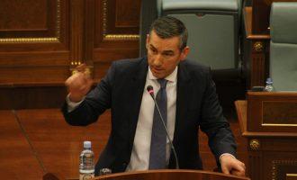 Rrëzimi i qeverisë, Veseli ka një porosi për Zafir Berishën