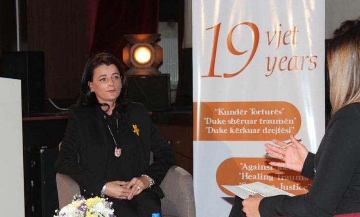 Vasfije Krasniqi do të rrëfejë edhe në Hagë historinë e dhunimit të saj gjatë luftës