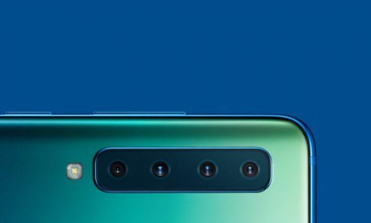 Samsung prezanton smartfonin e parë në botë me 4 lente kamerash