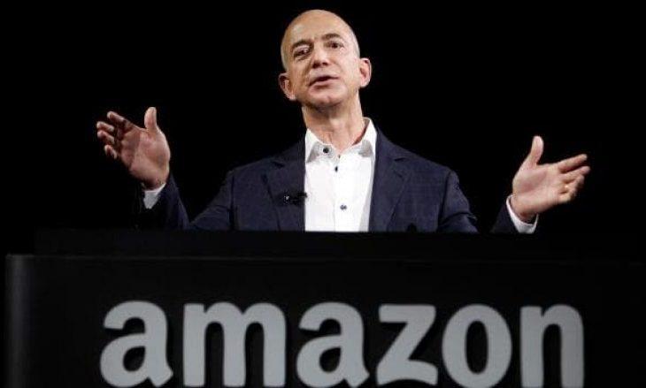 Jeff Bezos humb mbi 9 miliardë dollarë në ditë,përsëri mbetet njeriu më i pasur në botë