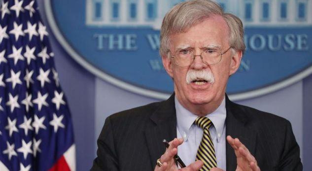 Bolton pas vizitës në Moskë: SHBA do tërhiqet nga marrëveshja bërthamore me Rusinë