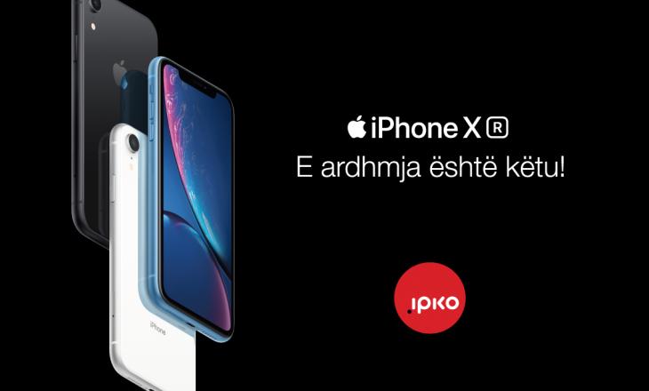 IPKO sjellë iPhonët e ri në tregun Kosovar