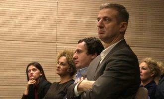 Faton Topalli: Për pushtet, Albin Kurti nuk dallon as nga Isa Mustafa, as nga Hashim Thaçi