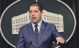 Gjuriq thotë se disa serbë u sulmuan sot në Istog, i quan shqiptarët ekstremistë fetarë