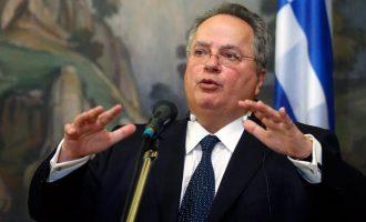 Jep dorëheqjen ministri i Jashtëm i Greqisë, Nikos Kotzias