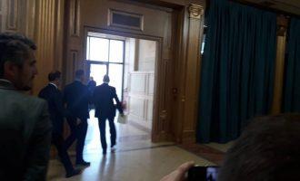 Haradinaj lëshon takimin e thirrur nga Veseli