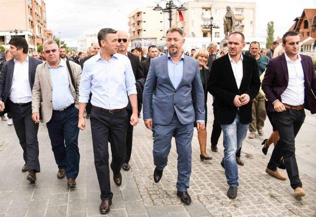 A i frikësohet PDK-ja formimit të partisë nga Bekim Jashari? Përgjigjet Kadri Veseli