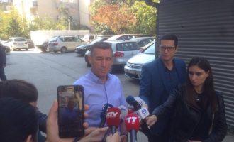 Kadri Veseli flet për dorëheqjen e Abelard Tahirit