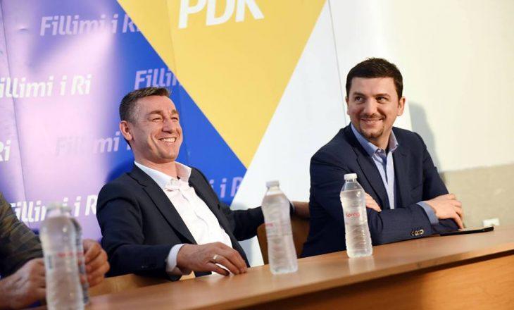 PDK propozon Memli Krasniqin për nënkryetar të Kuvendit